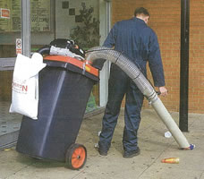 Steamplus For Dry Steam Cleaning Overton Vacuum Rubbish